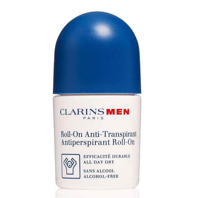 Clarins Men Anti Perspirant Deo Roll On