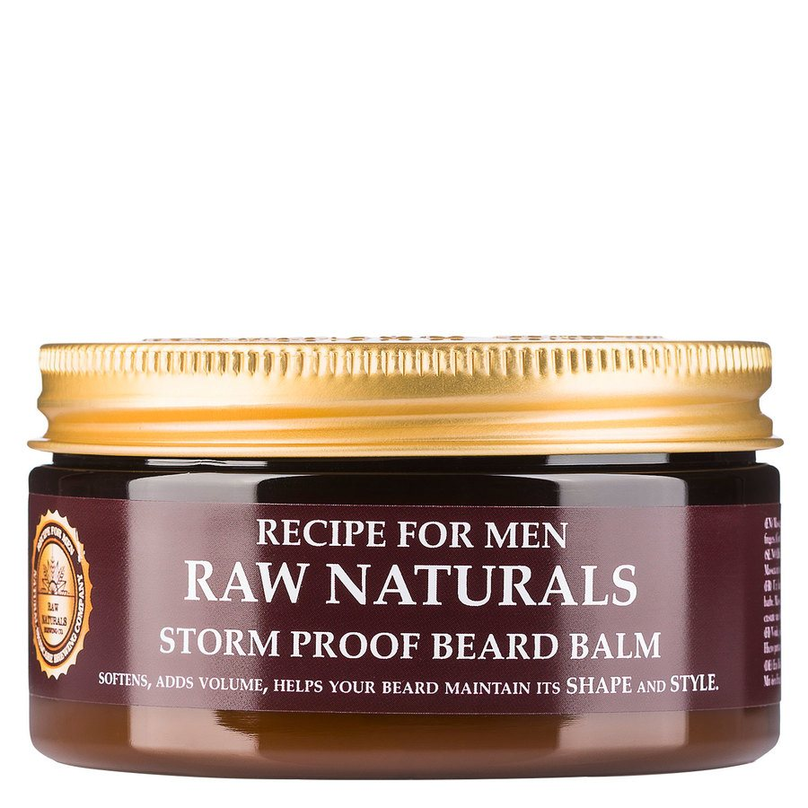 Raw Naturals Storm Proof Beard Balm (100ml)