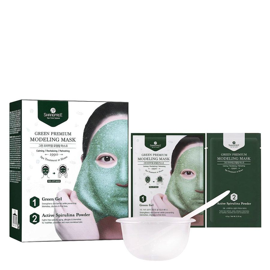 Shangpree Green Premium Modeling Mask (50 ml)