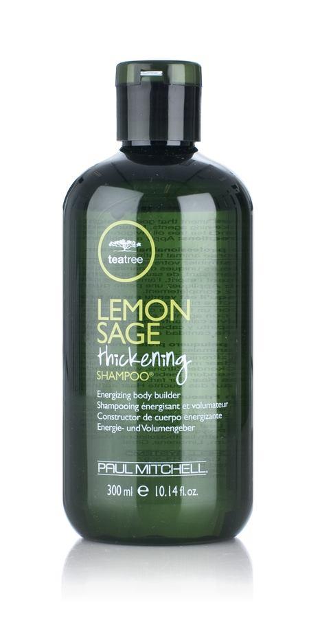Paul Mitchell – Tea Tree – Lemon Sage Thickening Shampoo (300 ml)