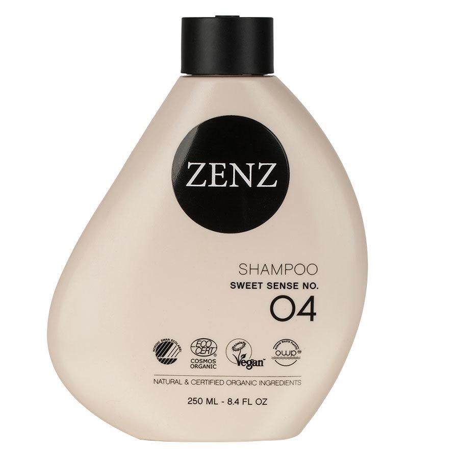 Zenz Organic Shampoo Sweet Sense No. 04 (250 ml)