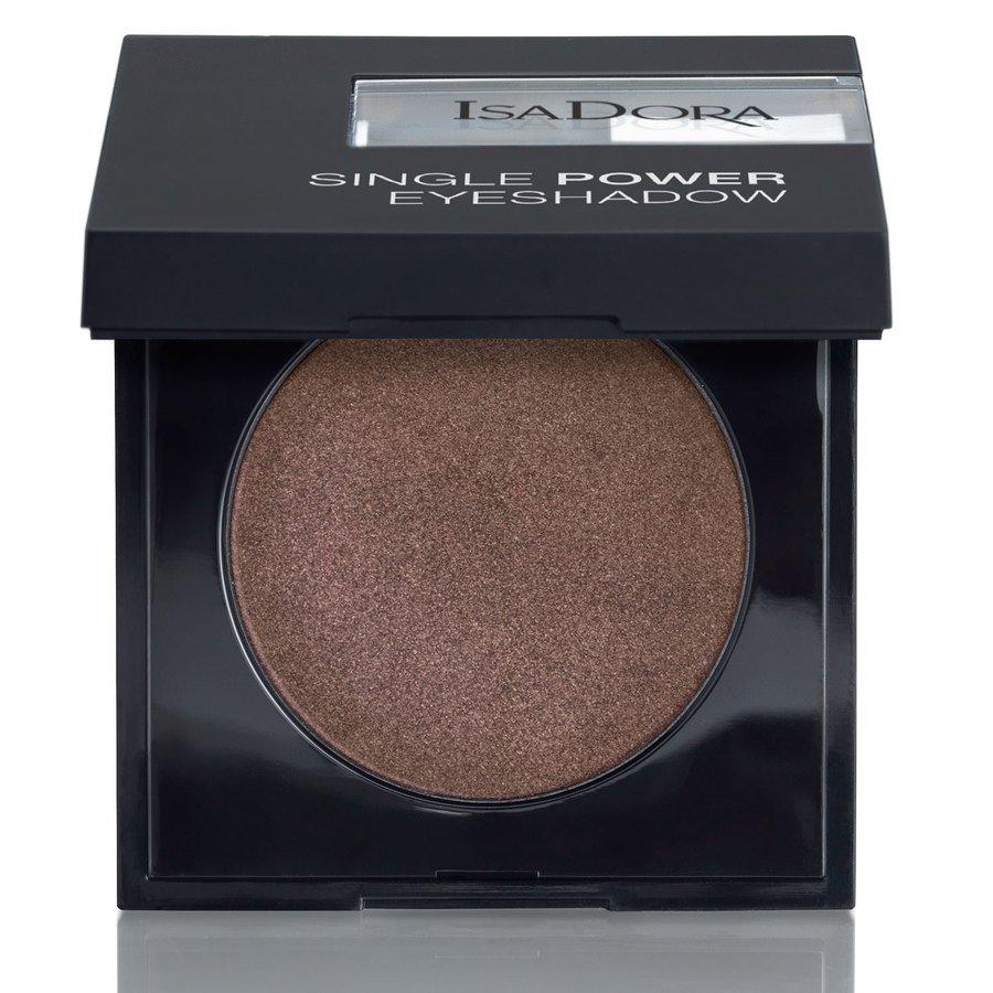 IsaDora Single Power Eyeshadow, 12 Taupe Metal 2,2 g