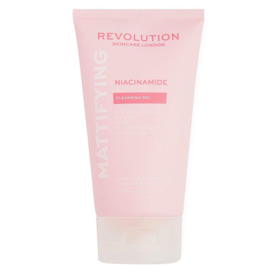 Revolution Skincare Niacinamide Mattifying Cleansing Gel 150ml