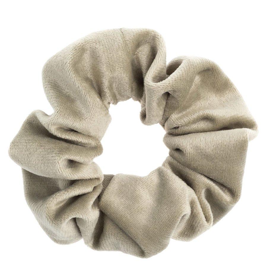 DARK Velvet Scrunchie, Faded Army