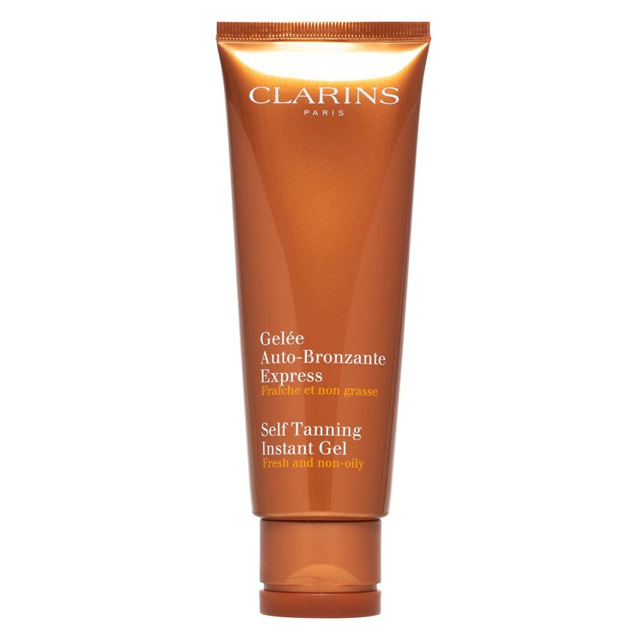 Clarins Self-Tanning Instant Gel Face and Body (125 ml)
