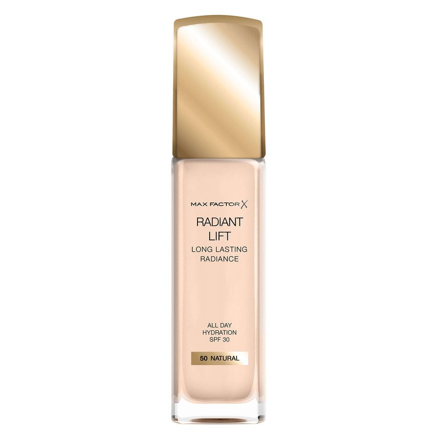 Max Factor Radiant Lift Foundation, #50 Natural (30 ml)