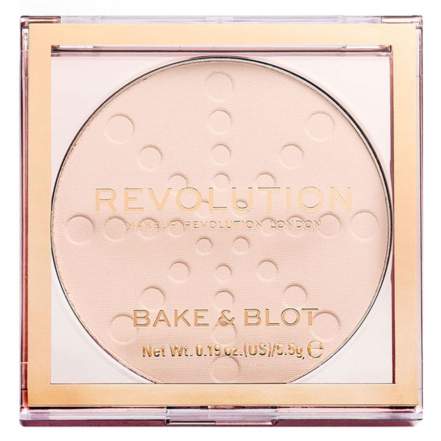 Makeup Revolution Bake and Blot, Lace (5,5 g)