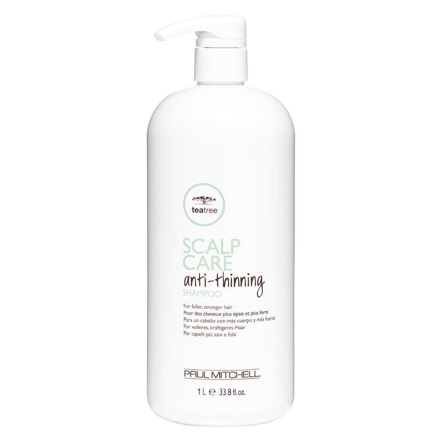Paul Mitchell Tea Tree Anti-Thinning Shampoo (1000 ml)
