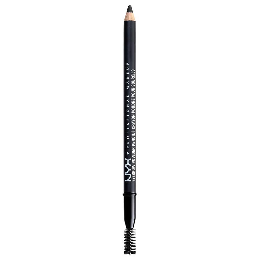 NYX Professional Makeup Eyebrow Powder Pencil, Black EPP09 (1,4g)