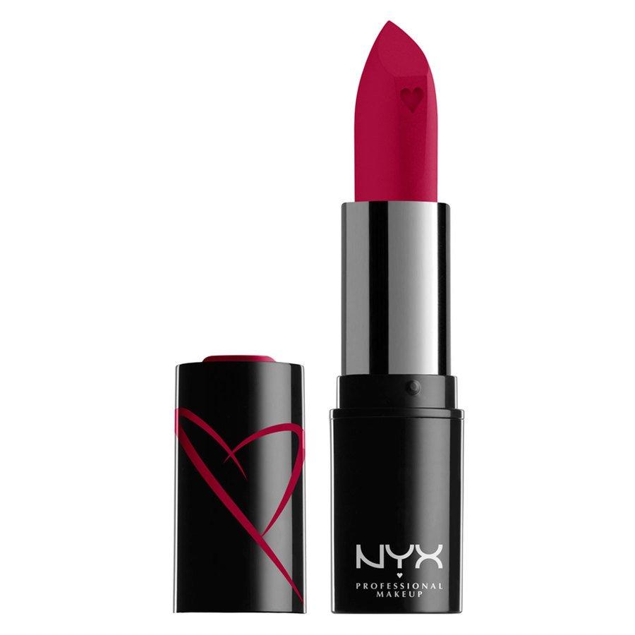 NYX Professional Makeup Shout Loud Lipstick, Wife Goal (3,5 g)