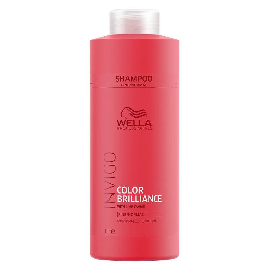Wella Professionals Invigo Color Brilliance Shampoo Fine Hair (1l)