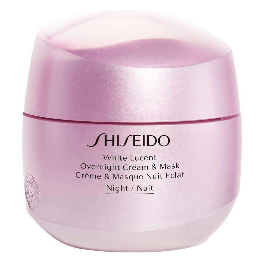 Shiseido White Lucent Overnight Cream & Mask (75 ml)