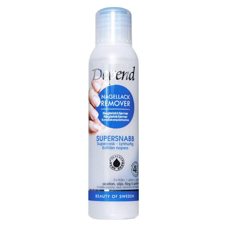Depend Nail Polish Remover (100 ml)