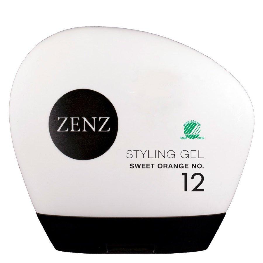 Zenz Organic Styling Gel Sweet Orange No. 12 130ml