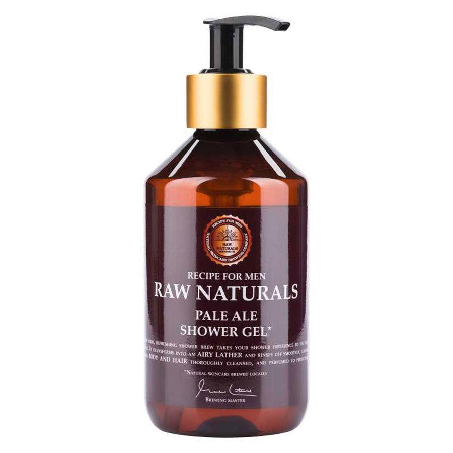 Raw Naturals Pale Ale Shower Gel (300ml)