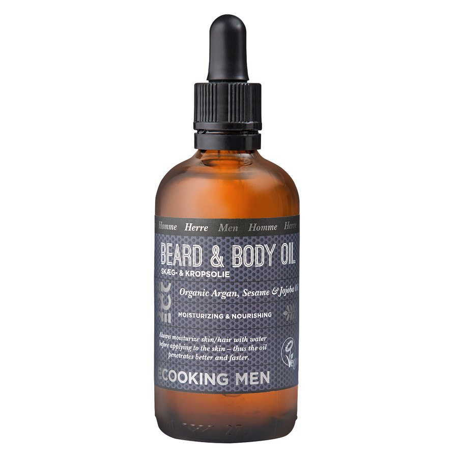 Ecooking Men Beard & Body Oil 100 ml