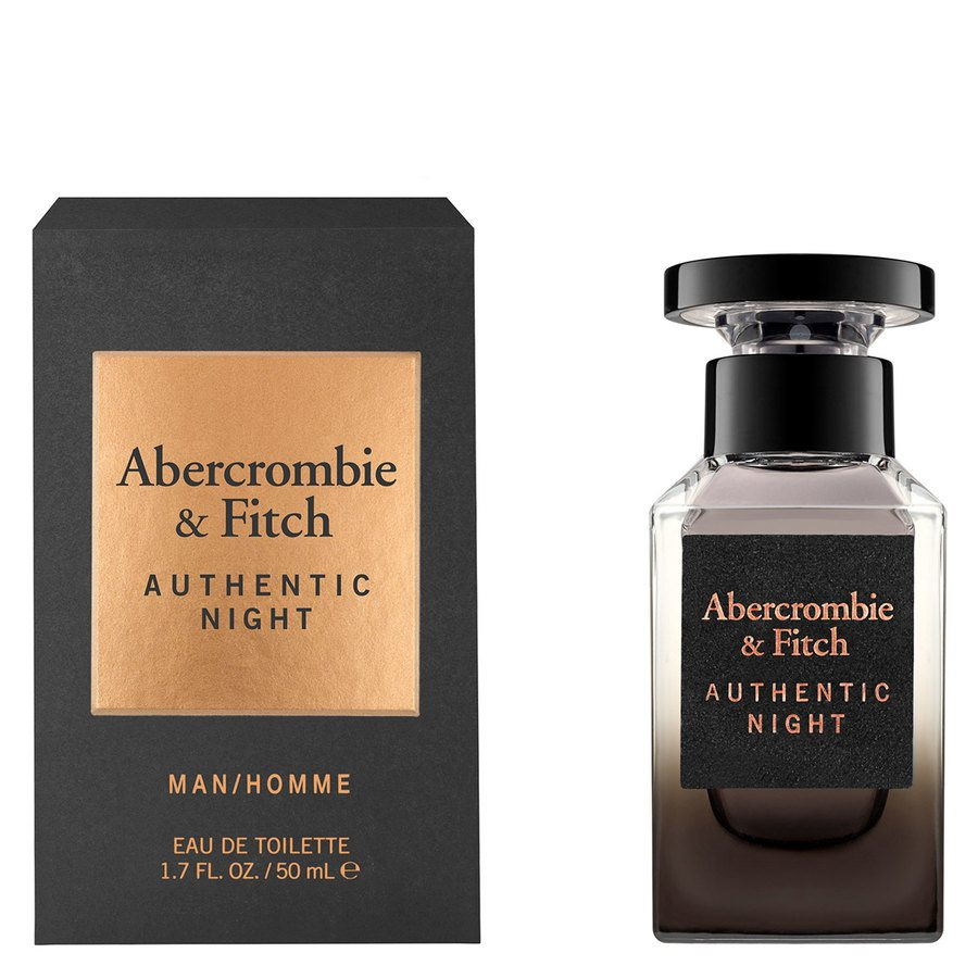 Abercrombie & Fitch Authentic Night Eau De Toilette (50 ml)