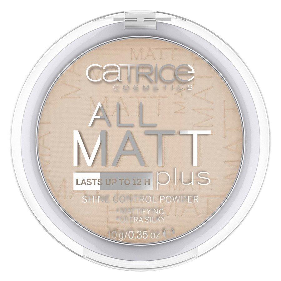 Catrice All Matt Plus Shine Control Powder, 030 Warm Beige 10 g
