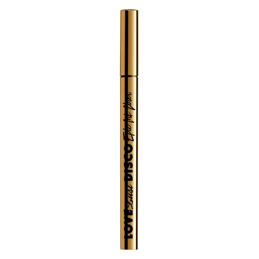 NYX Professional Makeup Epic Ink Liner Waterproof Limited Edition, # 01 Black (1 ml)