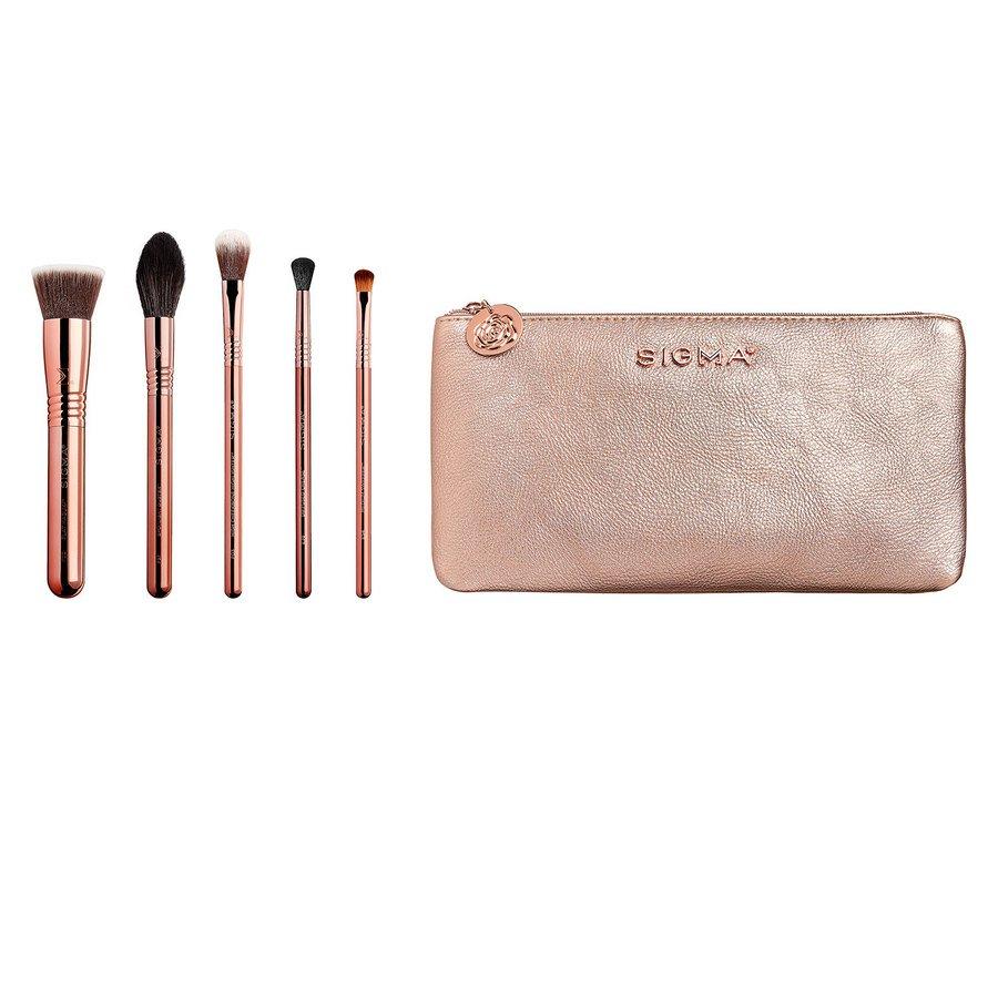 Sigma Cor-De-Rosa Collection Brush Set (6 Stück)