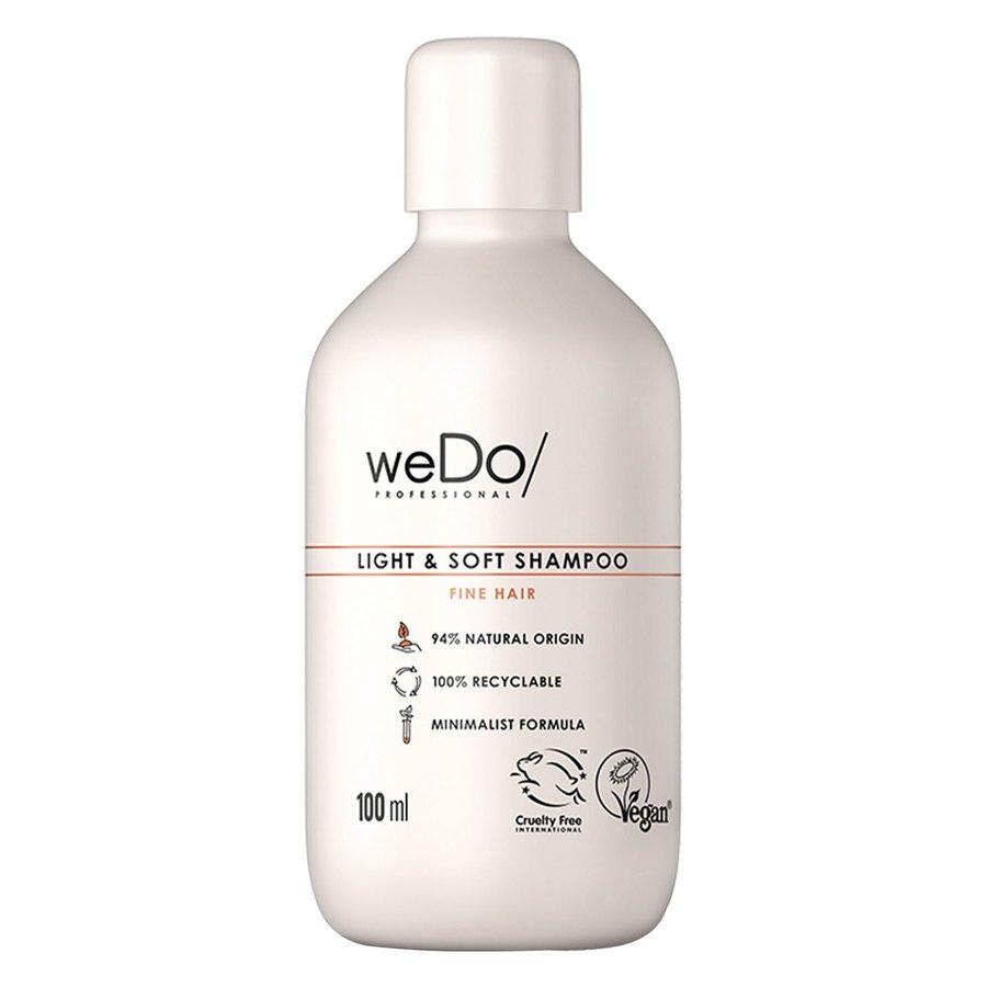 weDo/ Light & Soft Shampoo (100 ml)