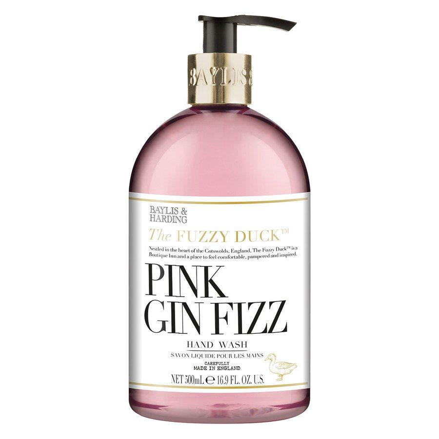 Baylis & Harding Cocktails Hand Wash (500ml), Pink Gin Fizz