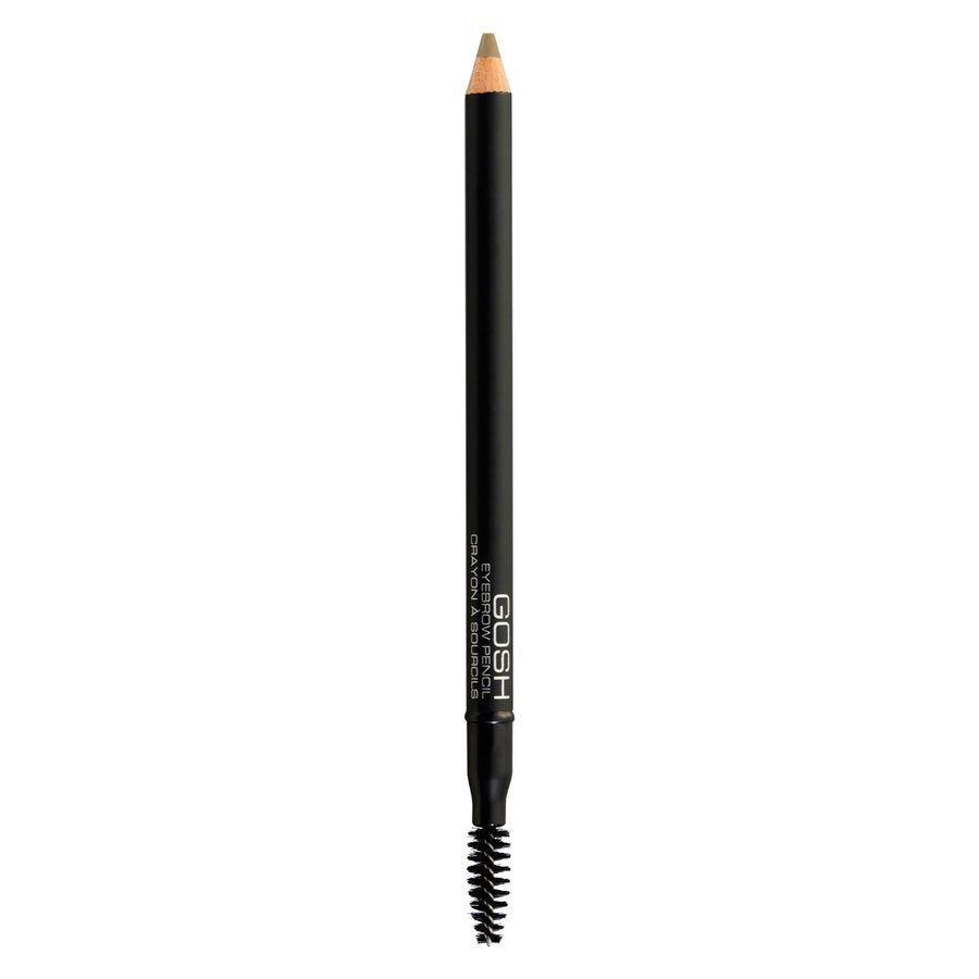 GOSH Eye Brow Pencil, #003 Greybrown (1,2 g)