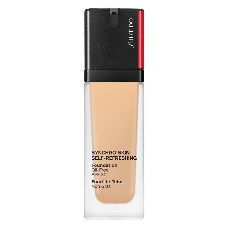 Shiseido Synchro Skin Self Refreshing Foundation, #260 Cashmere (30 ml)