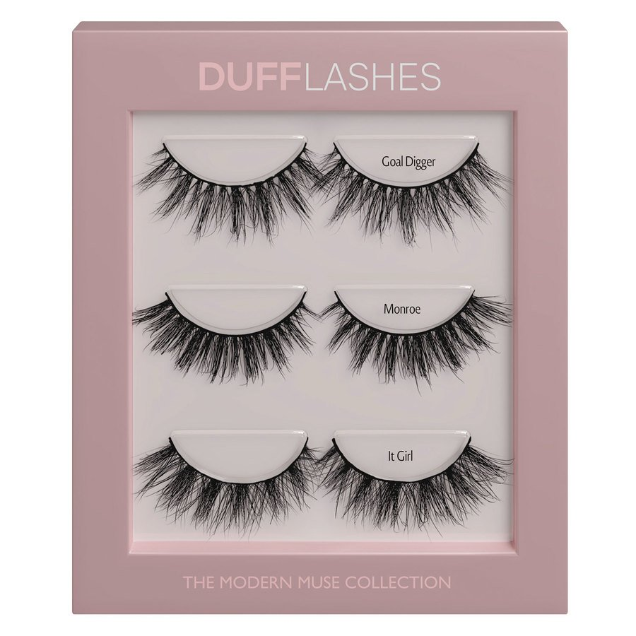 DUFFBeauty The Modern Muse Collection 3 Paar