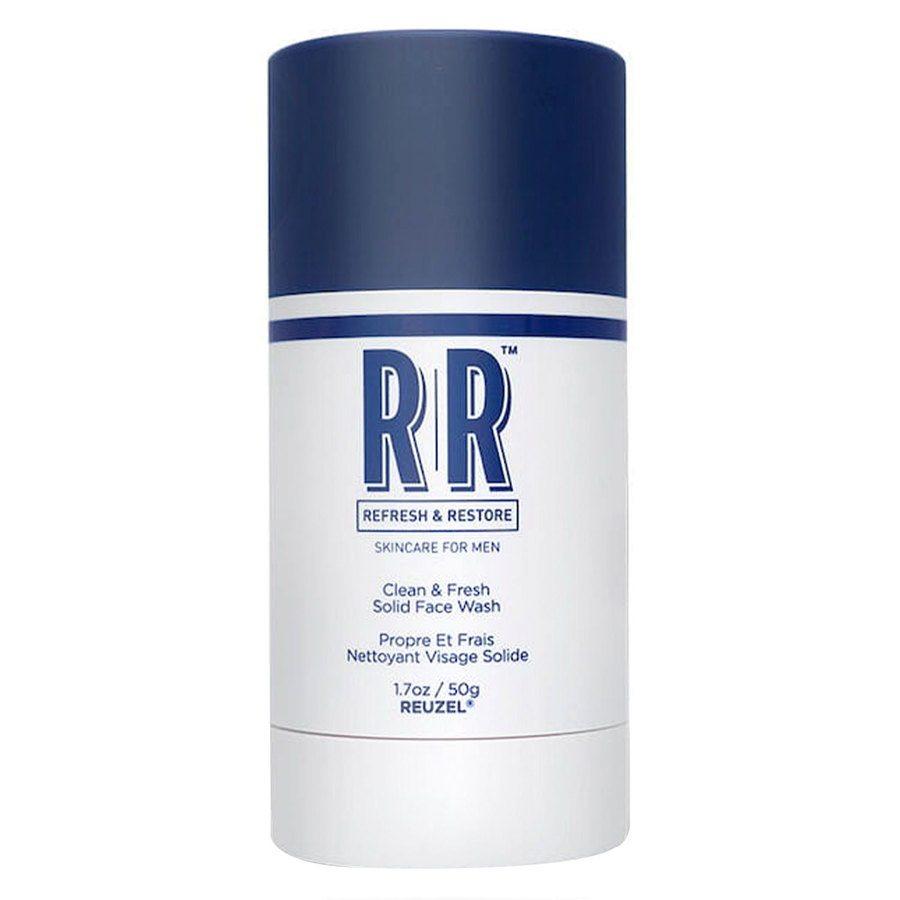 Reuzel Clean & Fresh Solid Face Wash Stick 50 ml