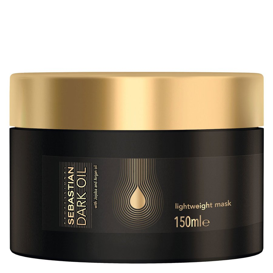 Sebastian Professional Dark Oil Lightweight Hair Mask (150 ml)