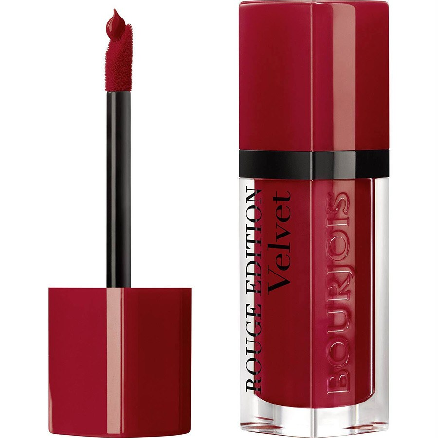 Bourjois Rouge Edition Velvet Lipstick, 15 Red-Volution (6,7ml)