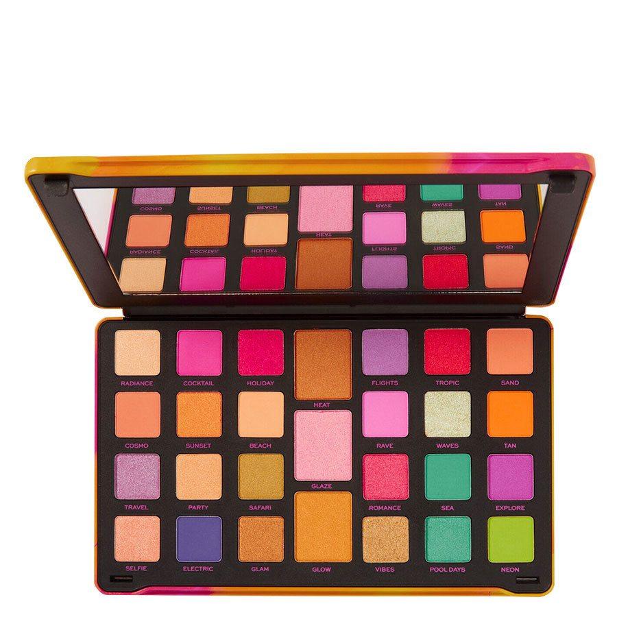 Revolution Beauty Makeup Revolution Neon Heat Limitless Shadow Palette