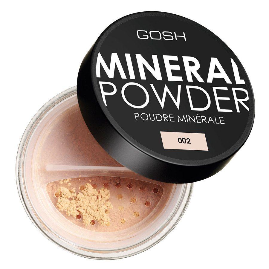 GOSH Mineral Powder, #002 Ivory (8 g)