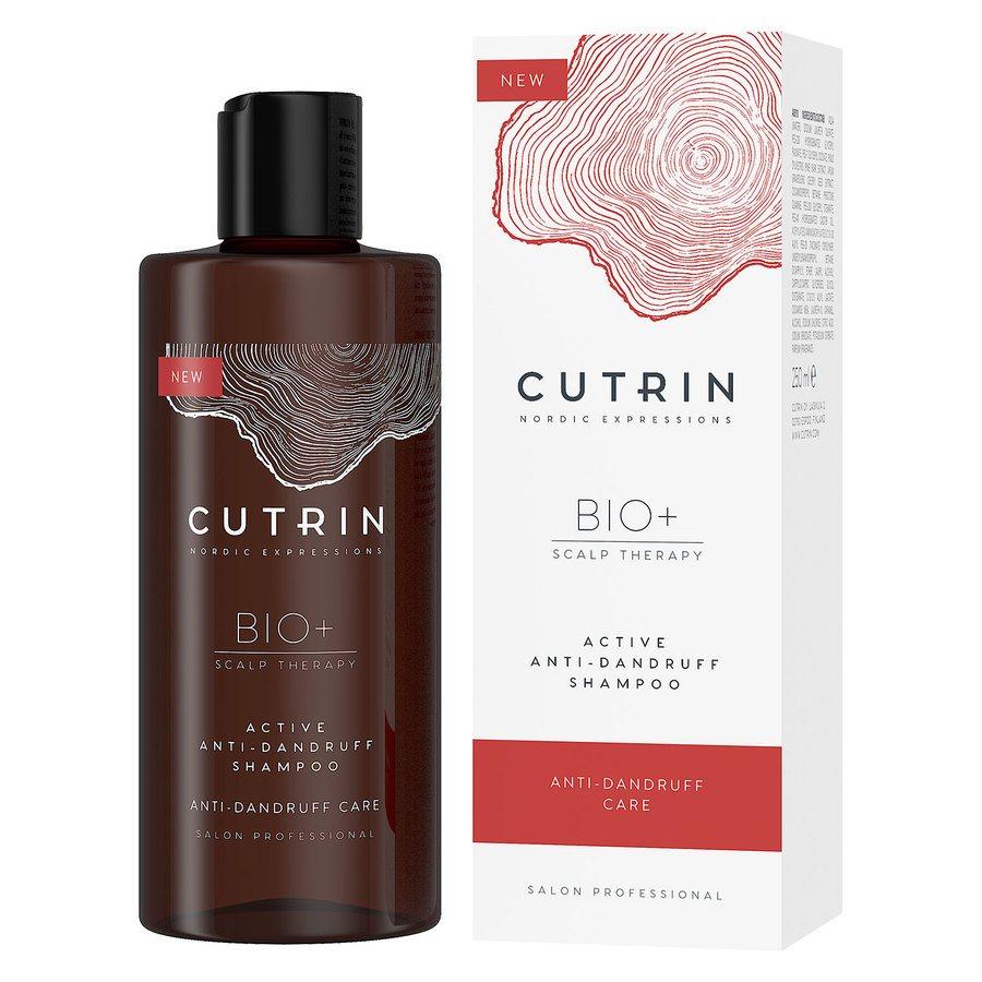 Cutrin BIO+ Active Anti-Dandruff Shampoo 250ml