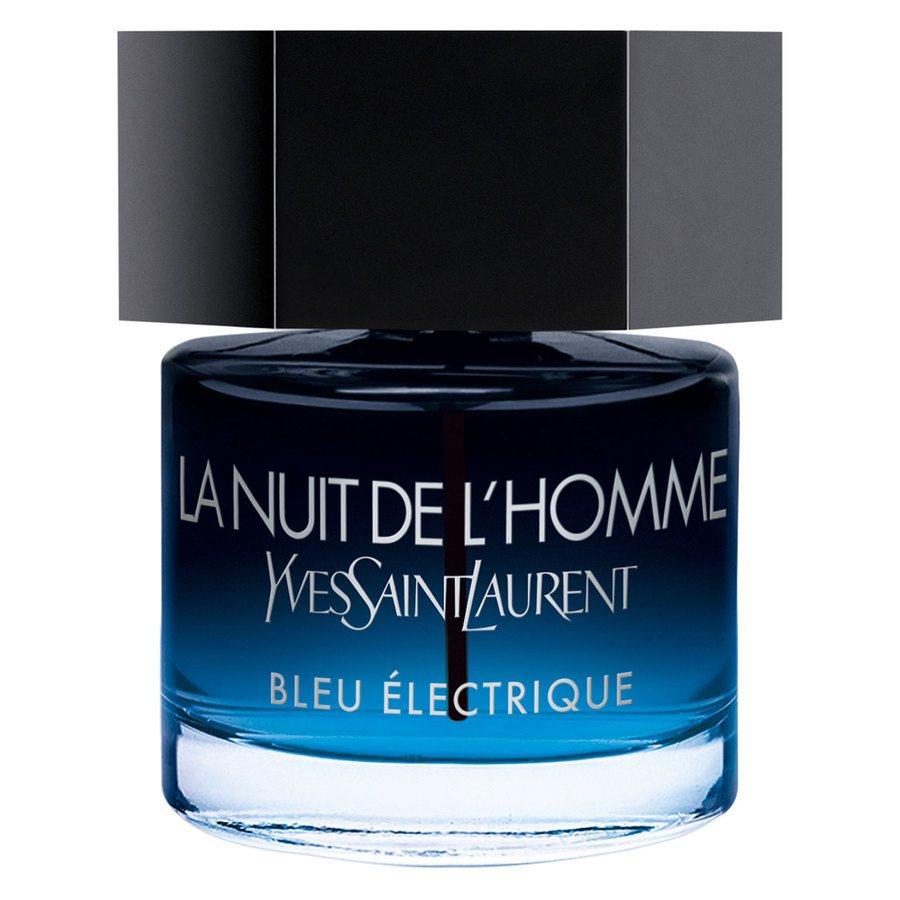 Yves Saint Laurent La Nuit De L'Homme Bleu Electrique Eau De Toilette 60 ml