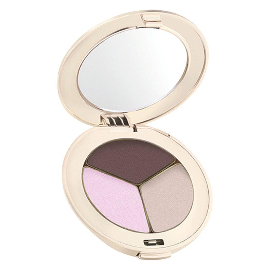 Jane Iredale PurePressed Triple Eye Shadow, Pink Bliss (2,8 g)
