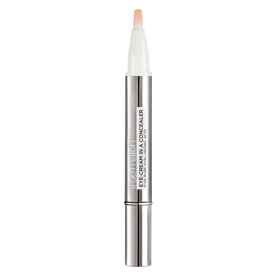 L'Oréal Paris True Match Eye-Cream In A Concealer Natural Beige 2ml