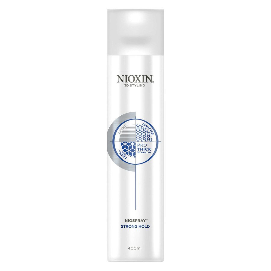 Nioxin Niospray Strong Hold (400 ml)