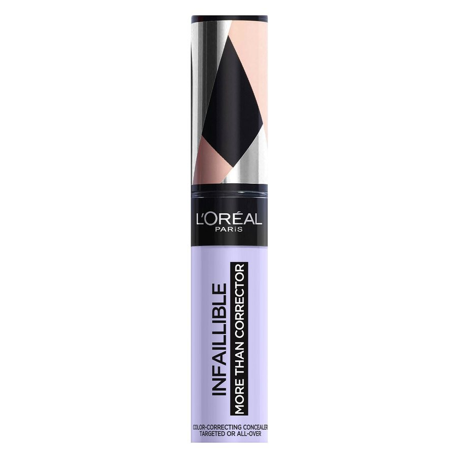 L'Oréal Paris Infaillible More Than Corrector, 002 Blue Lavender (11 ml)