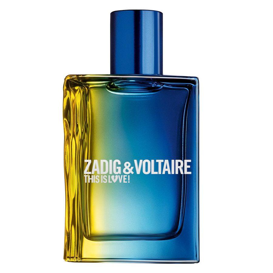 Zadig & Voltaire This Is Love Pour Lui Eau De Toilette (50 ml)