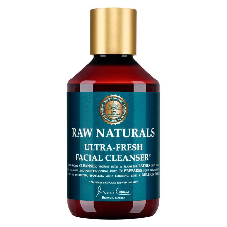 Raw Naturals Ultra-Fresh Facial Cleanser 250ml