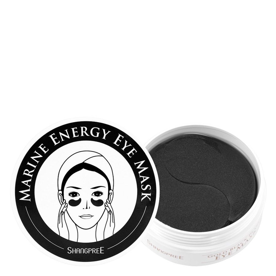 Shangpree Gold Black Pearl Eye Mask (60x1,4g)