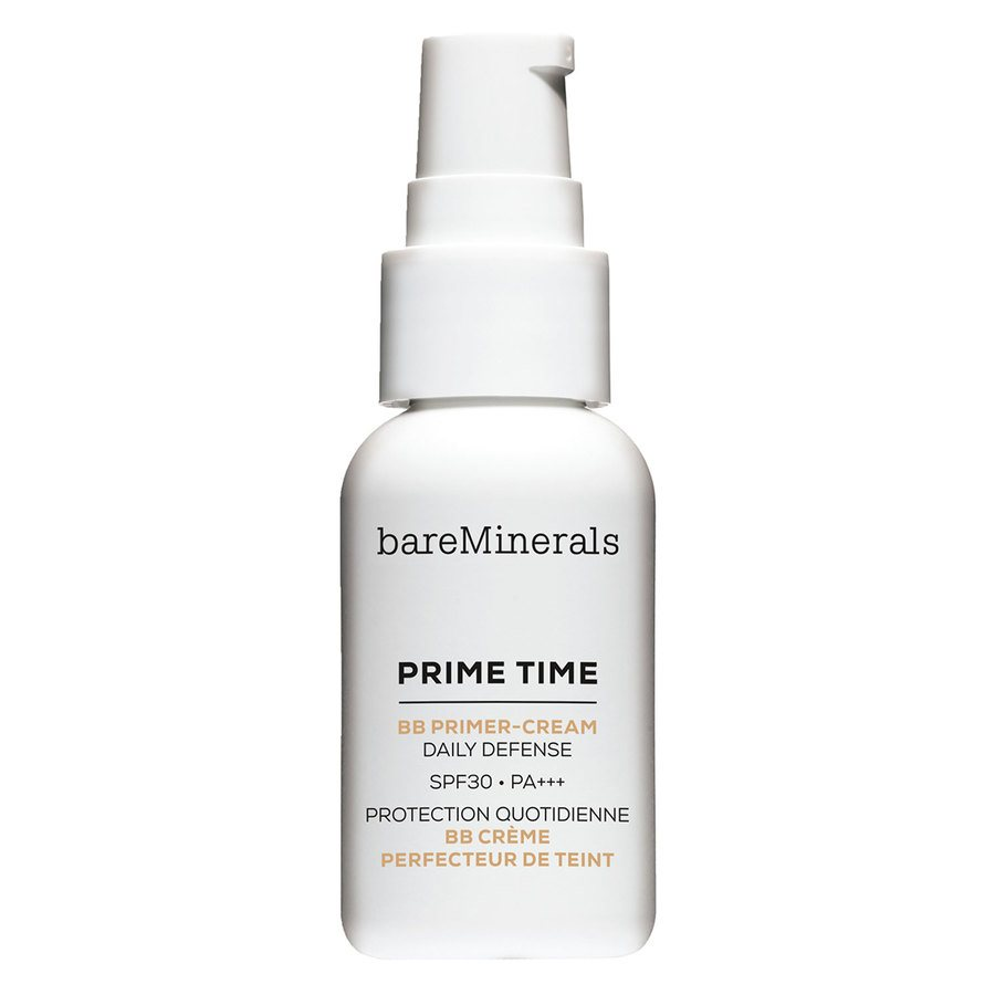 BareMinerals Prime Time BB Primer Cream Daily Defense SPF 30 Light 30 ml