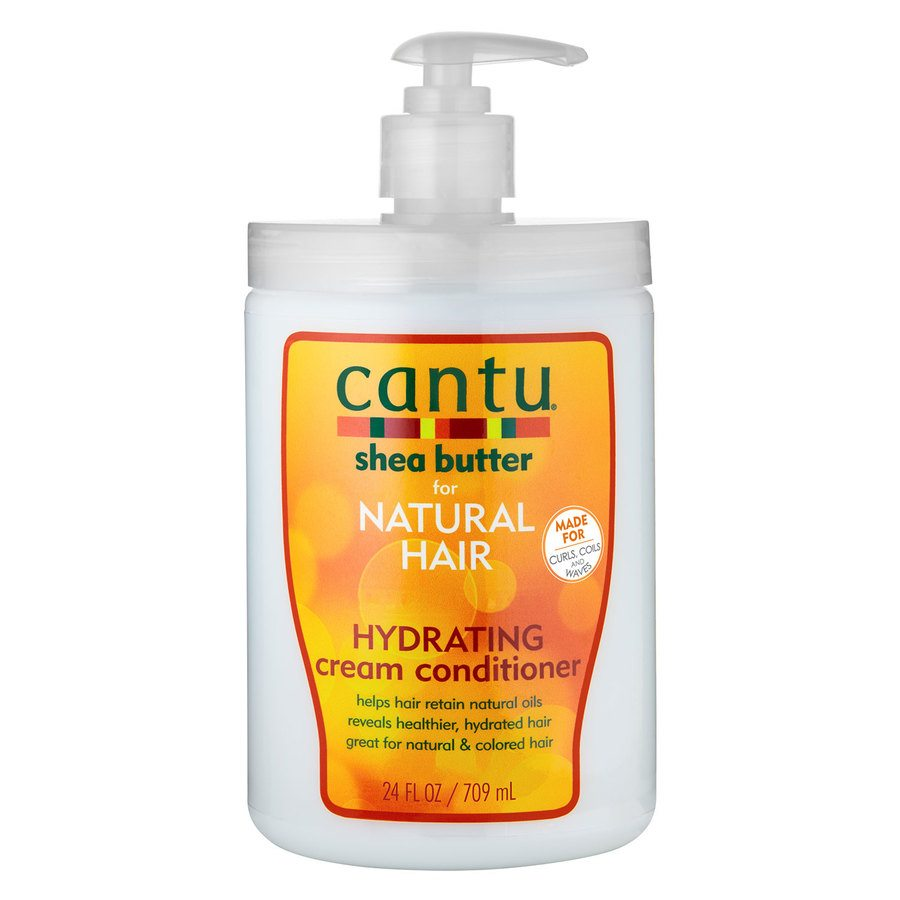 Cantu Shea Butter For Natural Hair Hydrating Cream Conditioner (709g)