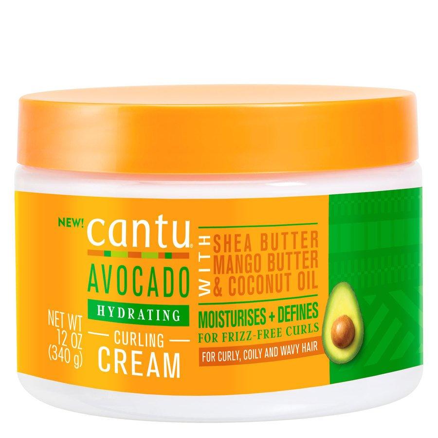 Cantu Avocado Hydrating Curling Cream (340g)