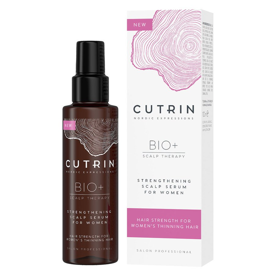 Cutrin BIO+ Strengthening Scalp Serum for Women 100ml