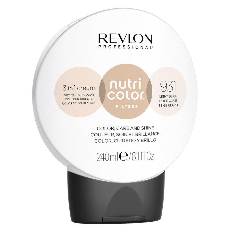 Revlon Professional Nutri Color Filters, 931 240 ml