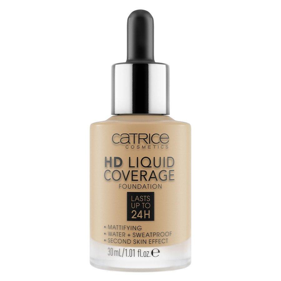 Catrice HD Liquid Coverage Foundation, 046 Camel Beige 30 ml