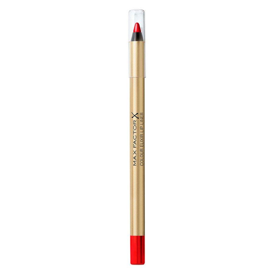 Max Factor Colour Elixir Lipliner, #10 Red Rush 1,2 g
